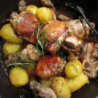 Viikonlopun ruokavihje: kreikkalaista kanaa