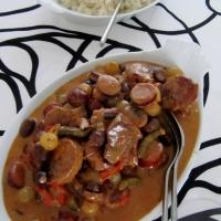 Viikonlopun ruokavinkki: Kreolilainen pata