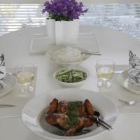 Syökää kanaa - tai broileria