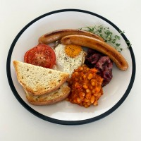 Viikonlopun ruokavinkki: englantilainen aamiainen